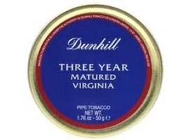 Трубочный табак Dunhill Three Year Matured Virginia