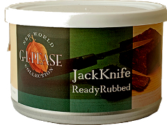 Трубочный табак G. L. Pease New World Collection Jack Knife Ready Rubbed