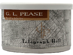 Трубочный табак G. L. Pease The Fog City Selection Telegraph Hill
