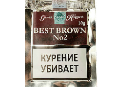 Трубочный табак Gawith Hoggarth Best Brown No. 2 10 гр.