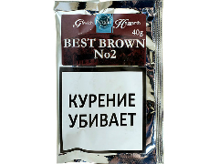Трубочный табак Gawith Hoggarth Best Brown No. 2 40 гр.