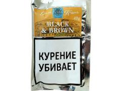 Трубочный табак Gawith Hoggarth Black & Brown 40 гр.