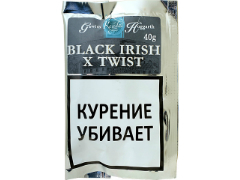 Трубочный табак Gawith Hoggarth Black Irish X Twist 40 гр.