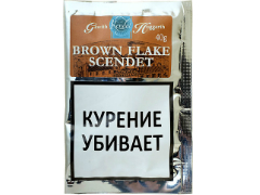Трубочный табак Gawith Hoggarth Brown Flake Scendet 40 гр.
