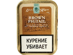 Трубочный табак Gawith Hoggarth Brown Pigtail 50 гр.