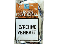 Трубочный табак Gawith Hoggarth Brown Twist Sliced 40 гр.