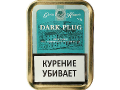 Трубочный табак Gawith Hoggarth Dark Plug 50 гр.