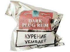 Трубочный табак Gawith Hoggarth Dark Plug Rum 100 гр.