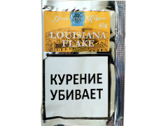 Трубочный табак Gawith Hoggarth Louisiana Flake 40 гр.