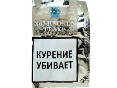Трубочный табак Gawith Hoggarth No. 7 Broken Flake 40 гр.