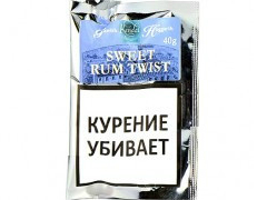 Трубочный табак Gawith Hoggarth Sweet Rum Twist 40 гр.
