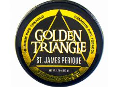 Трубочный табак Hearth & Home - Golden Triangle Series - St. James Perique