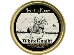 Трубочный табак Hearth & Home - Marquee - White Knight