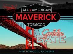 Трубочный табак Maverick Golden Gate 50 гр.