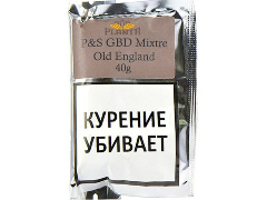 Трубочный табак Petersen & Sorensen GBD Mixture Old England 40 гр.