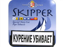 Трубочный табак Petersen & Sorensen Skipper Special Navy Cut Mellow Mixture 100 гр.