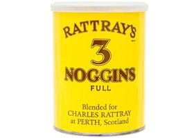 Трубочный табак Rattray's 3 Noggins Full