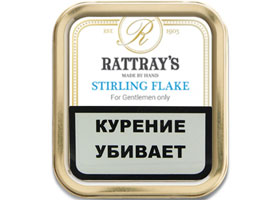 Трубочный табак Rattray's Stirling Flake