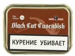 Трубочный табак Samuel Gawith Black Cut Cavendish (50 гр.)