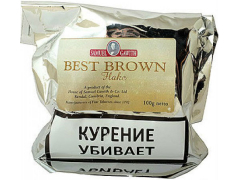 Трубочный табак Samuel Gawith Best Brown Flake (100 гр.)