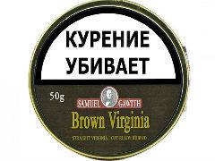 Трубочный табак Samuel Gawith Brown Virginia (50 гр.)