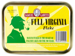 Трубочный табак Samuel Gawith Full Virginia Flake (50 гр.)