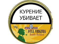 Трубочный табак Samuel Gawith Full Virginia Ready Rubbed (50 гр.)
