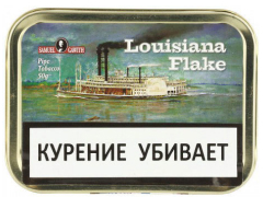 Трубочный табак Samuel Gawith Louisiana Flake (50 гр.)