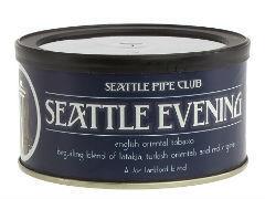 Трубочный табак Seattle Pipe Club Seattle Evening