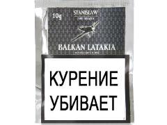 Трубочный табак Stanislaw Balkan Latakia 10 гр.