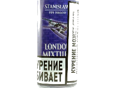 Трубочный табак Stanislaw London Mixture 40 гр.