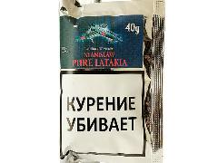 Трубочный табак Stanislaw Pure Latakia 40 гр.