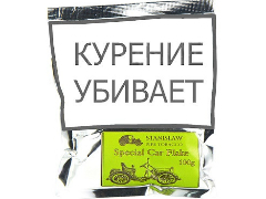 Трубочный табак Stanislaw Special Car Flake 100 гр.