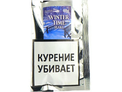 Трубочный табак Stanislaw Winter Time Flake 40 гр.