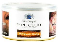 Трубочный табак The Royal Pipe Club Boyolali Cake