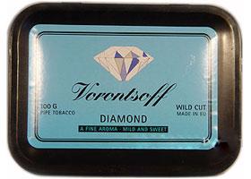 Трубочный табак Vorontsoff Diamond банка