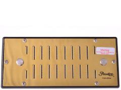 Увлажнитель Passatore со шторками Золото 595-123