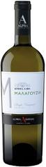 Вино Alpha Estate Turtles Vineyard Malagouzia Florina PGI 2016 , 0,75 л.