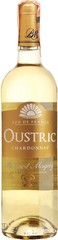 Вино Bernard Magrez Oustric Chardonnay Vin de Pays d'Oc, 0,75 л.