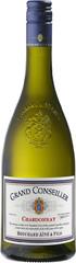 Вино Bouchard Aine & Fils Grand Conseiller Chardonnay, 0,75 л.