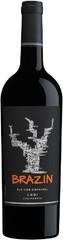 Вино Brazin Old Vine Zinfandel, 0,75 л.