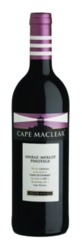 Вино Cape Maclear red, 0,75 л.
