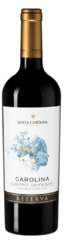 Вино Carolina Reserva Cabernet Sauvignon Santa Carolina 2017 , 0,75 л.