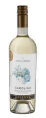 Вино Carolina Reserva Sauvignon Blanc Santa Carolina, 0,75 л.