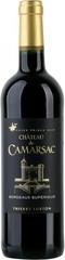 Вино Chateau de Camarsac Cuvee Prince Noir Bordeaux Superieur AOC, 0,75 л.