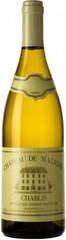 Вино Chateau de Maligny Chablis AOC, 0,75 л.