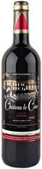 Вино Chateau Le Cone Bordeaux Superieur AOC, 0,75 л.