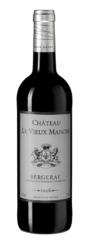 Вино Chateau Le Vieux Manoir Petits Chateaux, 0,75 л.