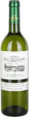 Вино Chateau Roc de Cazade Blanc Bordeaux AOC, 0,75 л.