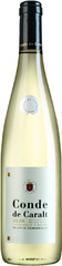 Вино Conde de Caralt Blanco Semidulce Catalunya DO 2019, 0,75 л.